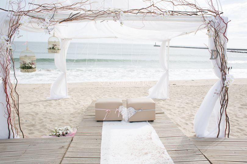 Set Lounge Beach Weddings