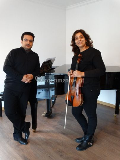 Piano & Viola d'Arco