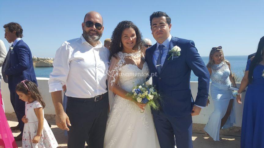 Casamento senhora da Rocha