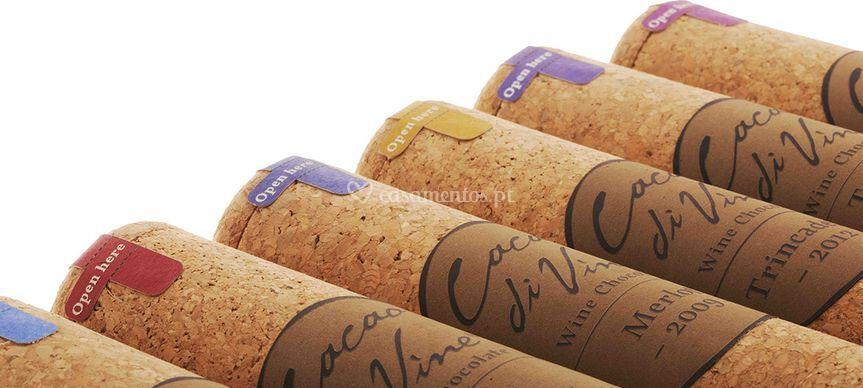 Lembranças cortiça wine