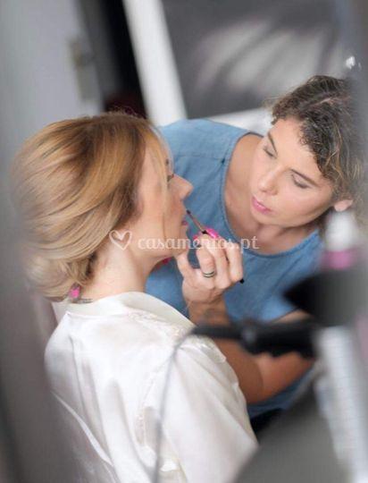 Lília Vieira Makeup Artist