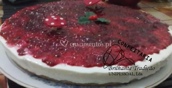 Cheesecake frutos silvestres