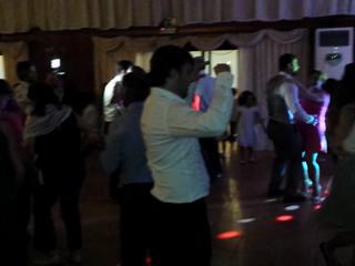 Casamento abertura baile