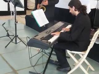 Duo de Saxofone e Piano