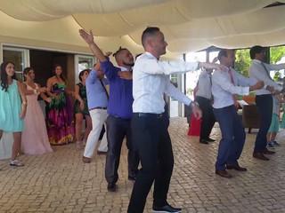 Flash mob em casamento