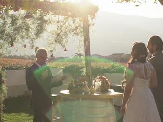 Casamento real na Quinta da Pacheca