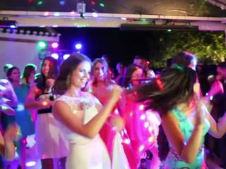 Serviço de Video - Flash Mob casamento