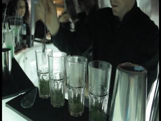 Bar catering com animação