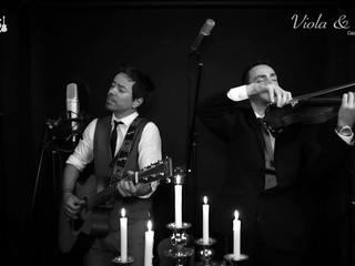 Strangers in The Night - Viola & Violino