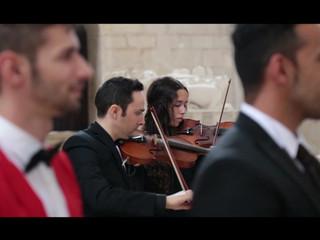 1º Momento - Violino na Cerimónia