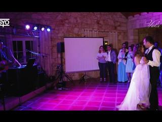 6º Momento - A primeira dança