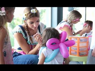 3º momento - Animação Infantil