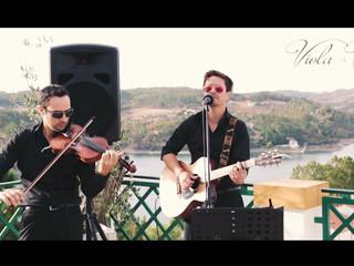 """Love"" Nat King Cole by Viola & Violino"