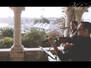 Valerie by viola & violino - Forte da Cruz (Estoril)
