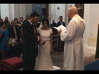 Tessa&Pedro {Wedding Highlights}