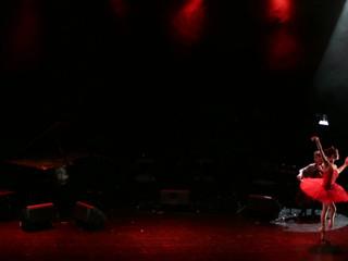Actuação dos Melodium no C.C.B., Lisboa