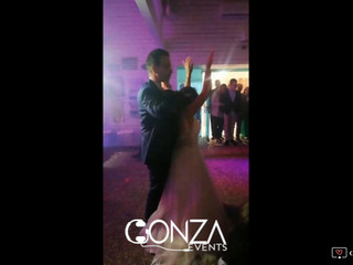 Coreografia de abertura de baile by Gonza Events