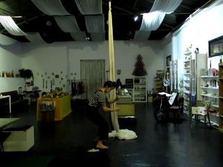Performance de tecido com mimo