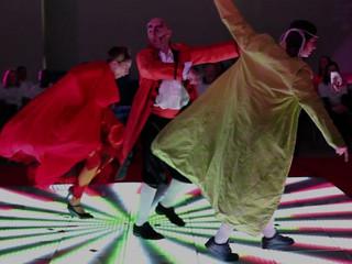 Pista de Dança em Video Leds, Vjs e Iluminação