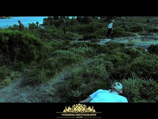 Jorge e linda. Walking dead