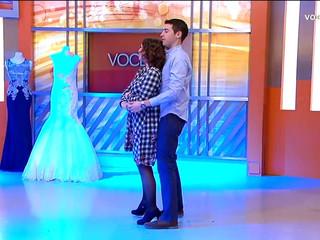 O palco é dos noivos