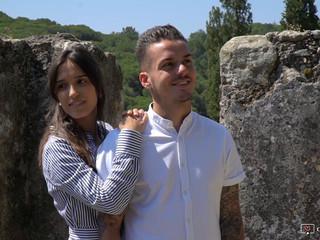 Mickael e Catarina