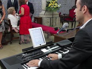 You raise me up - Cerimónia