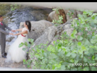 Vídeo trash the dress