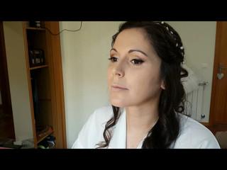 Noiva Sara Pinto
