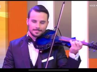 Blue & White no Você na Tv.