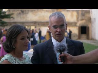 Entrevistas • Patricia e André