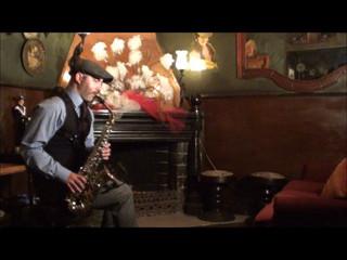 Unforgettable - Sax cover por Joel Pinto