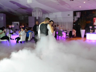 Danca sobre as nuvens