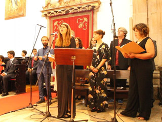 Amazing grace coro