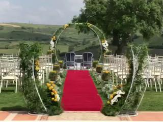Decoração cerimónia
