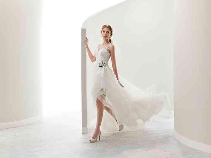 50 vestidos de noiva curtos