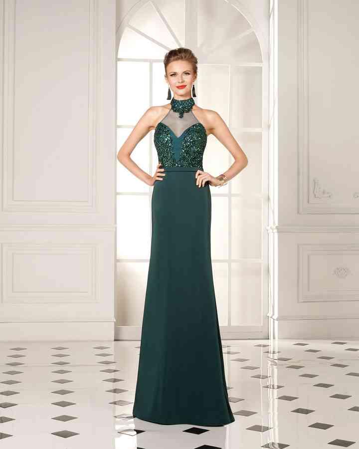 As 16 melhores imagens em Vestidos verdes para as convidadas