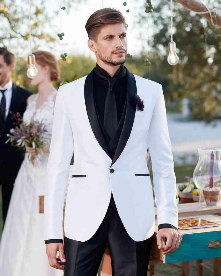 Carlo Pignatelli Sartorial Wedding