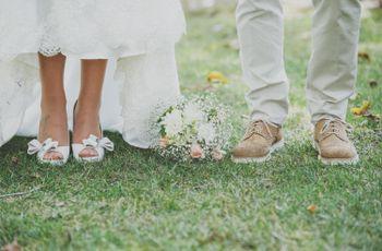 5 Dicas para arrasares num vestido de noiva curto