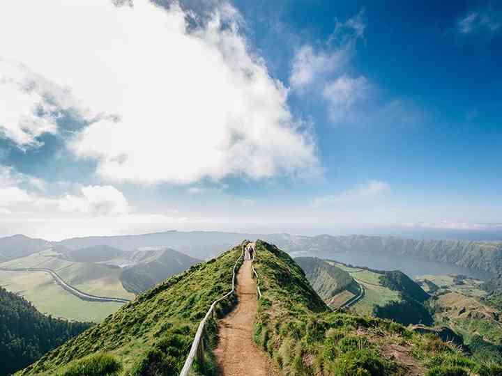Açores: uma lua de mel de sonho para os amantes da Natureza