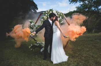 Truques para ter as melhores fotos de casamento