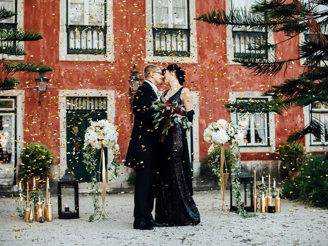 Vestido de noiva preto: dicas para triunfar