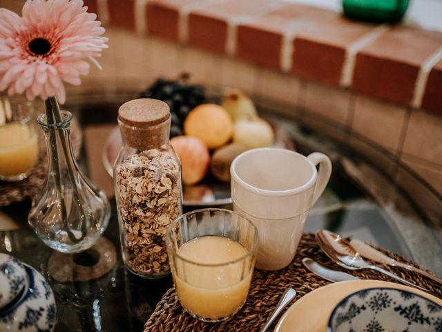 O que servir num casamento com brunch?