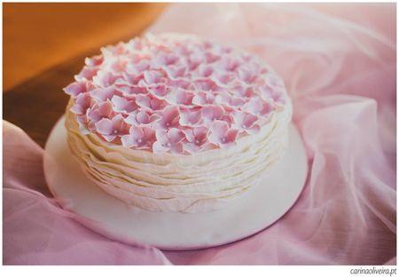 Ruffle Cake: um bolo com folhos para surpreender