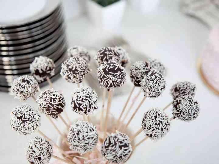 Faz os teus própios cakepops para o teu casamento