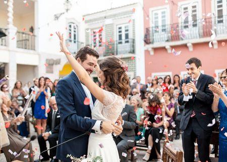 8 Vantagens de celebrar o casamendo de manhã