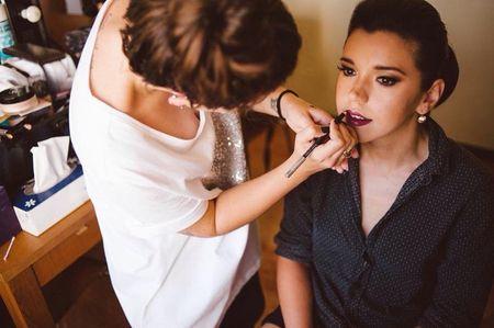 Erros a evitar na maquilhagem da noiva