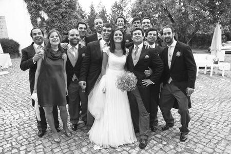 O protocolo e os padrinhos do casamento