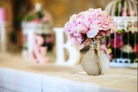 6 maneiras de poupar nas flores de casamento