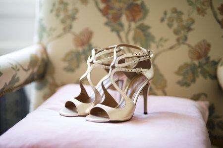 Conselhos para escolher os sapatos de noiva